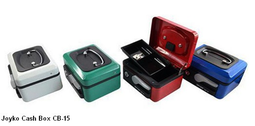 Supplier ATK Joyko Cash Box CB-15 Harga Grosir