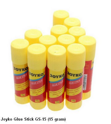 Supplier ATK Joyko Glue Stick GS-15 (15 gram) Harga Grosir