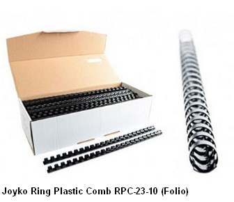 Supplier ATK Joyko Ring Plastic Comb RPC-23-10 (Folio) Harga Grosir