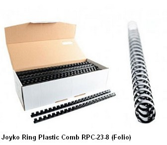 Supplier ATK Joyko Ring Plastic Comb RPC-23-8 (Folio) Harga Grosir
