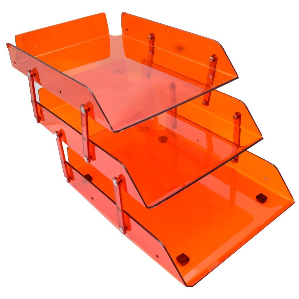 Supplier ATK Microdot Letter Tray Elevated M-603, 3 Susun Harga Grosir