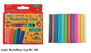 Supplier ATK Joyko Modelling Clay MC-100 Harga Grosir